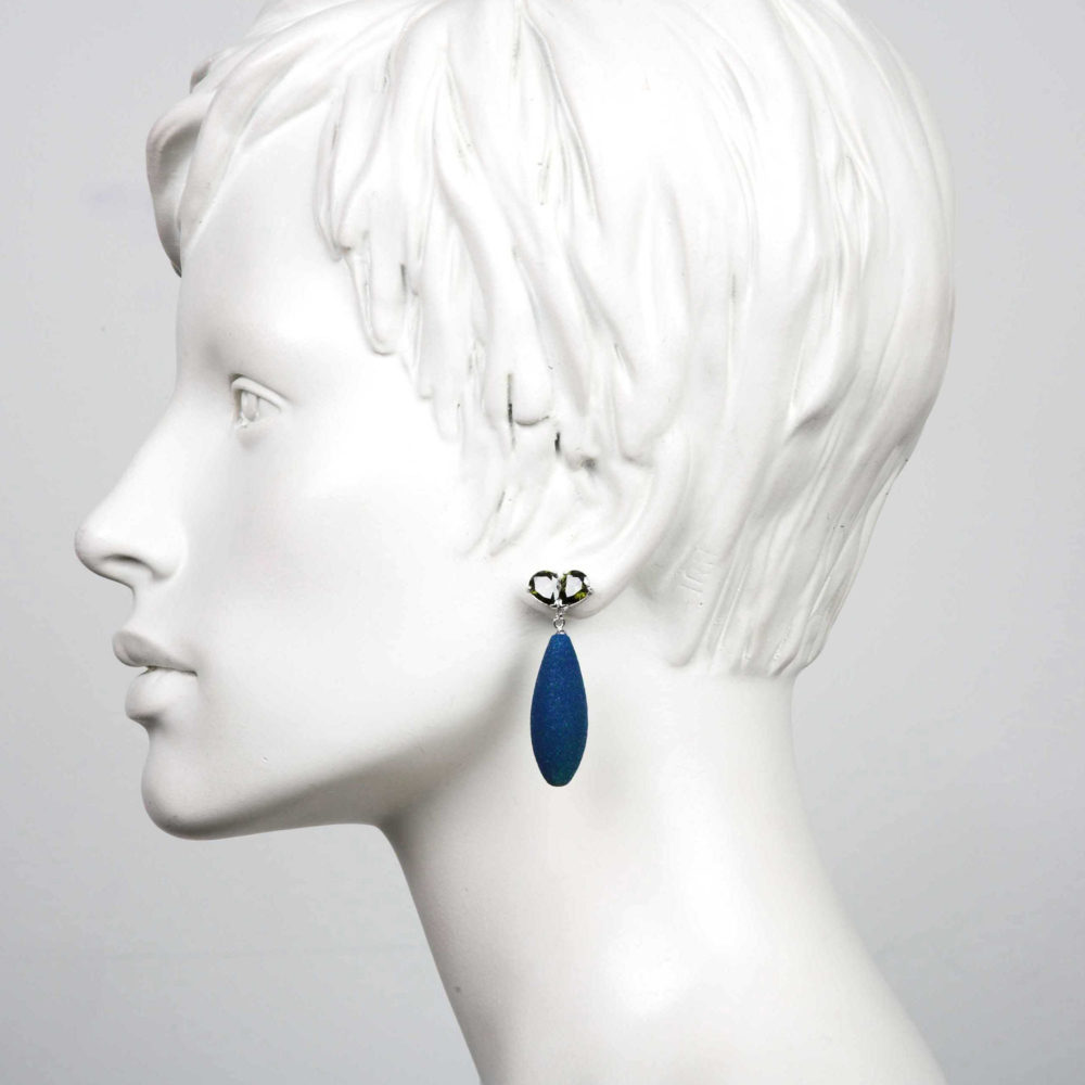 Fruits of Ceres 2 Fruits of Paradise Earrings Tanel Veenre Jewellery