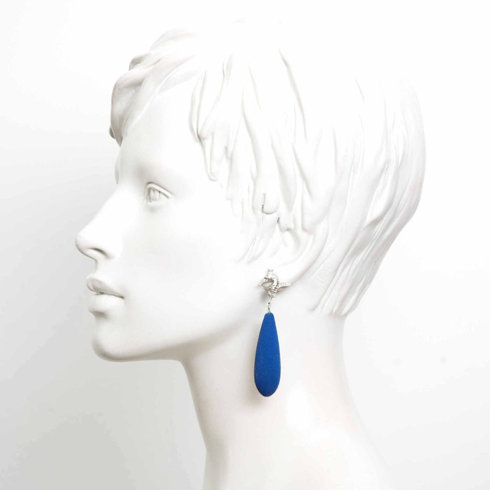Cold Hippo 2 Hippo Couture Earrings Tanel Veenre Jewellery