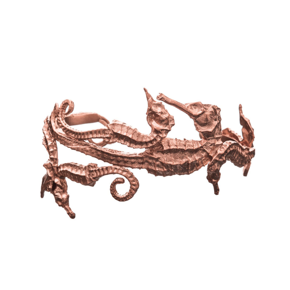 Hippo Bangle Rose Gold 1 Hippo Couture Bangle Tanel Veenre Jewellery
