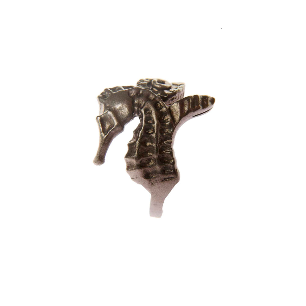 Hippo Ring Black 2 Hippo Couture Ring Tanel Veenre Jewellery
