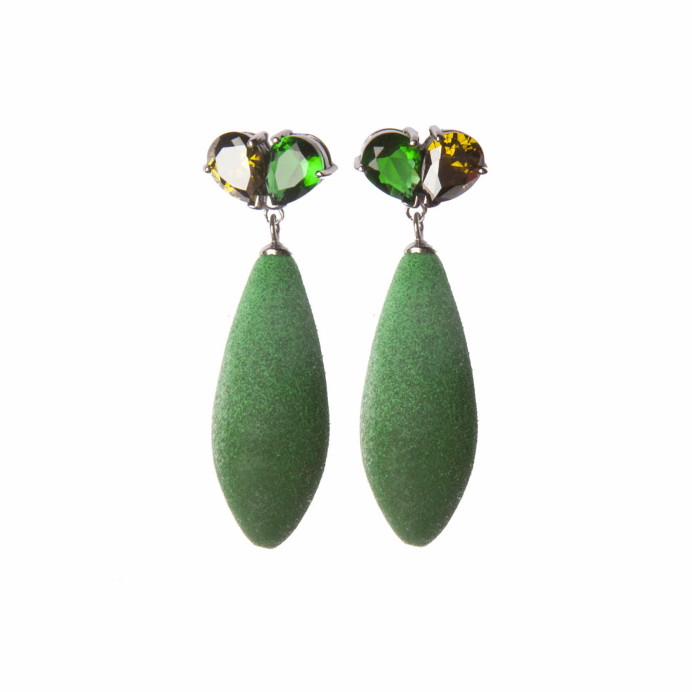 Fruits of Loge 1 Fruits of Paradise Earrings Tanel Veenre Jewellery