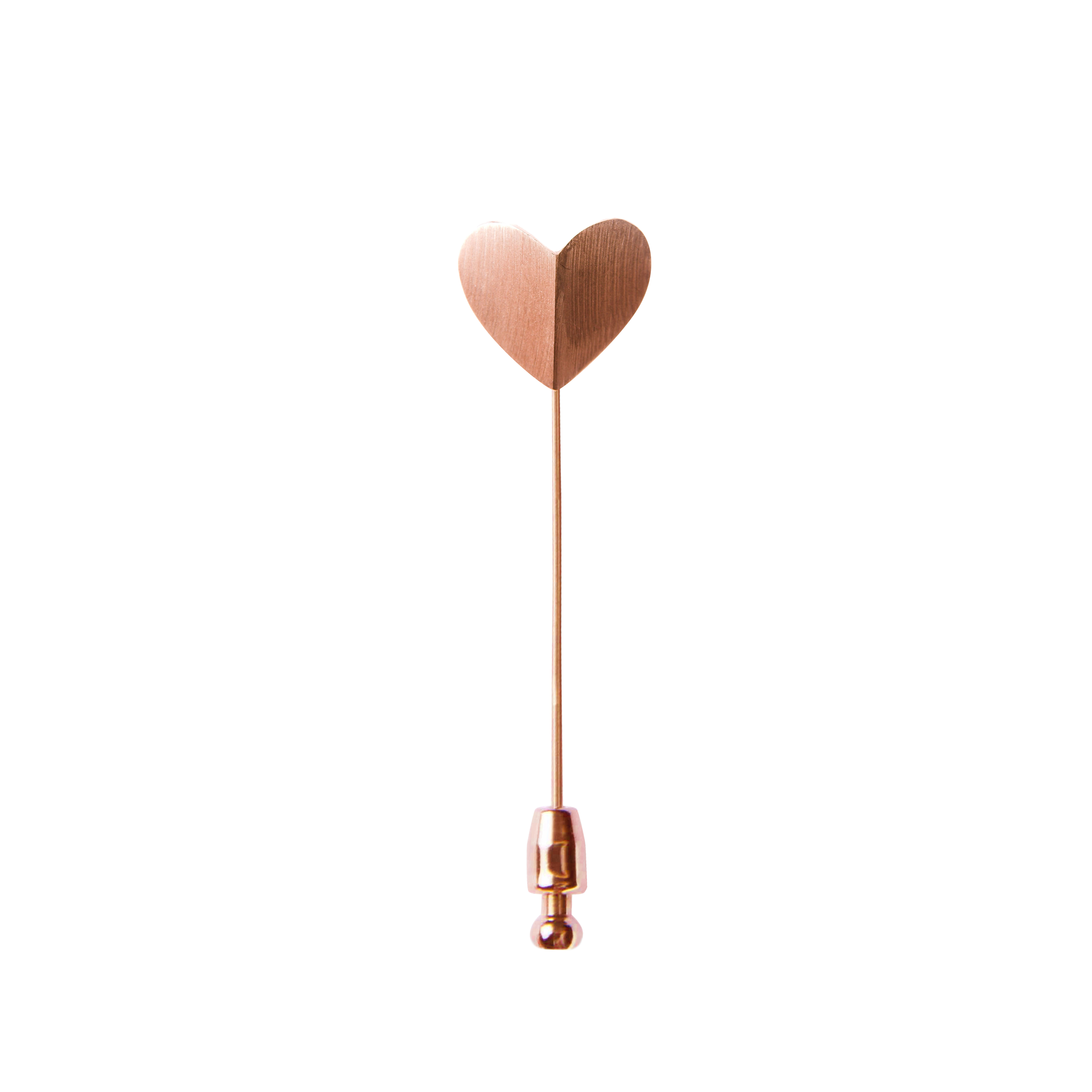 dce600bd156 Home / VOODOO PARADISE / Rose Gold Heart Lapel Pin